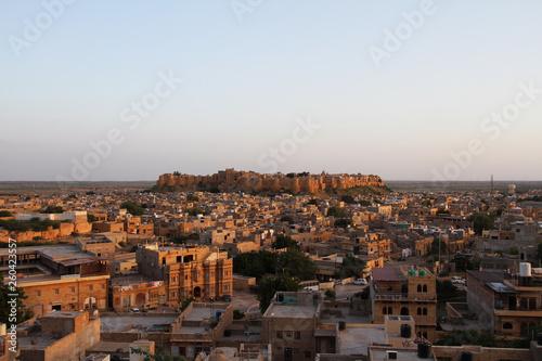 Jaisalmer Fort Canvas