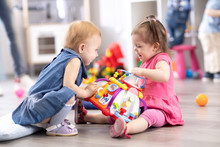 Conflict On The Playground. Tw...
