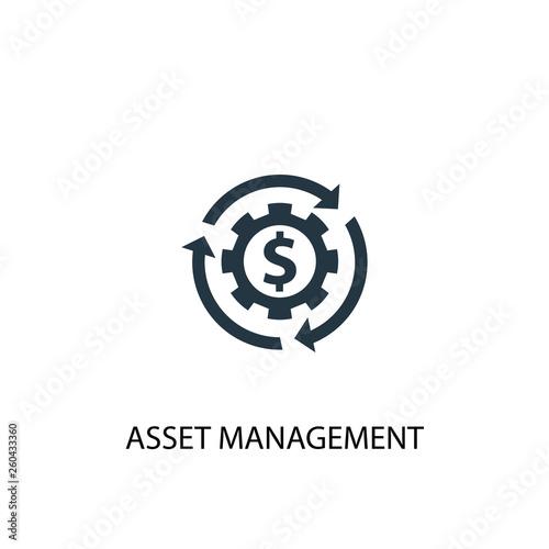 Photo asset management icon