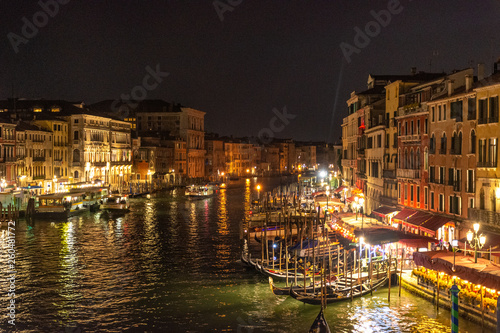 Fototapety, obrazy: Italy, Venice, view of the Grand Canal