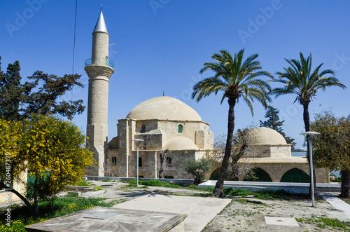 Fotografía Hala Sultan Tekke in Cyprus