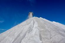 Mountain Of Road Salt