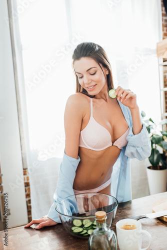 Women large areola nude