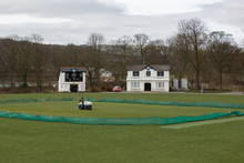 A Groundsman, Wrapped Up Again...
