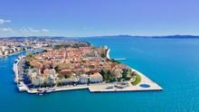 Zadar, Croatia, Drone