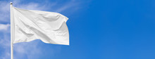 White Flag Waving In The Wind ...