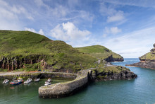 Boscastle North Cornwall