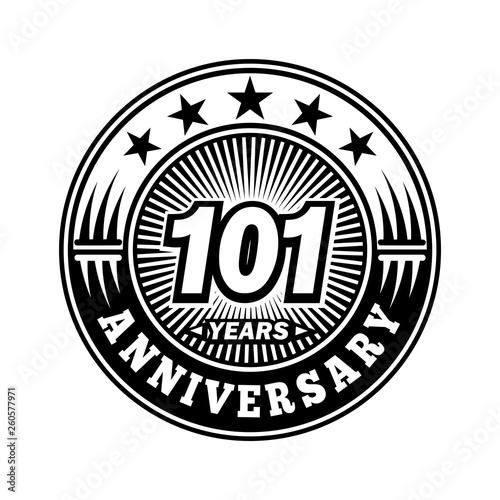 фотография  101 years anniversary