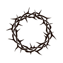 Black Crown Of Thorns Image Is...