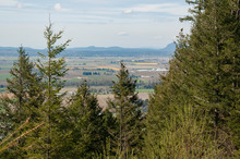 Birds Eye Landscape Skagit Cou...