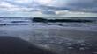 shore of the beach in the mediterranean sea