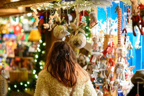 Photo  Christmas Market