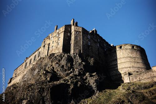Edinburgh Castle Fototapet