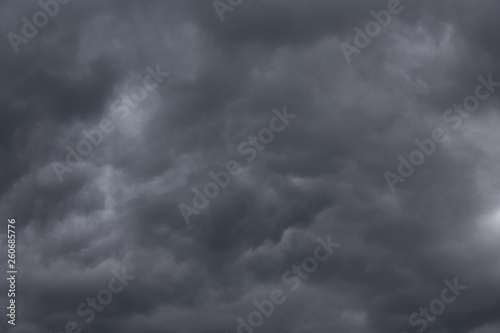 Canvas Prints Heaven Dark stormy clouds background. Dramatic stormy sky with dark heavy clouds.