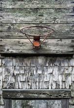 An Neglecyed Basketball Hoop M...