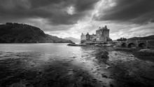 Eilean Donan Castle In Scotlan...