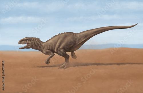 Photo  Indominus rex