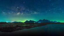 Milky Way Khao Sam Roi Yot National Park