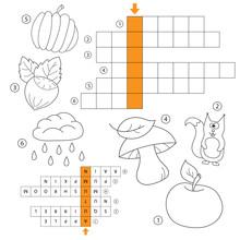 Learn English - Autumn Word Ga...