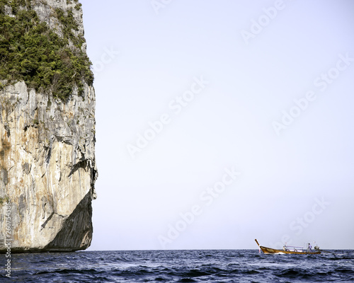 Valokuvatapetti Tailandia