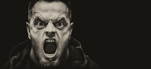 Angry Man Vintage