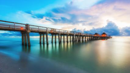 Scenic Naples Pier, Floryda