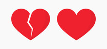 Two Red Hearts - Whole And Broken.