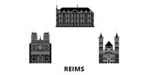 France, Reims Flat Travel Skyl...