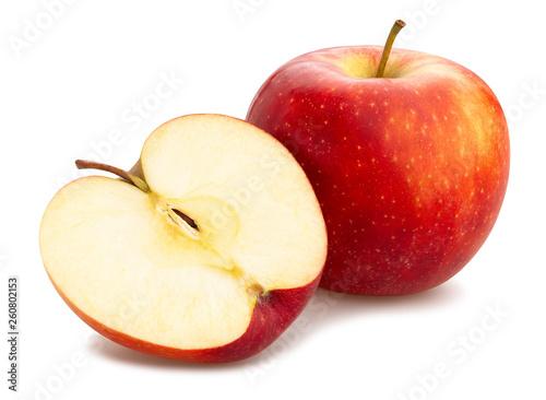 Canvastavla red apples