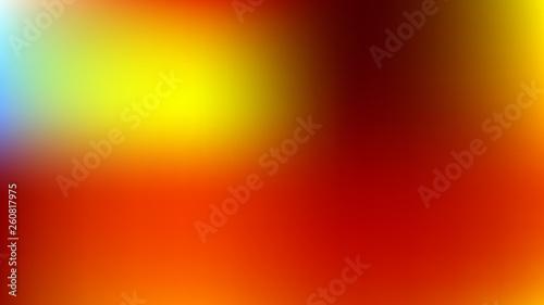 Recess Fitting Brick Orange Yellow Red Background