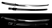 Traditional Japanese Katana Bl...