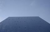 SKYSCRAPER: A lone skycraper in FORT LEE NJ near the George Washington Bridge captivates the sky.