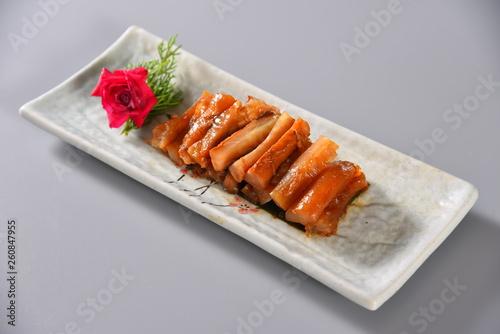 Fototapety, obrazy: sushi on plate