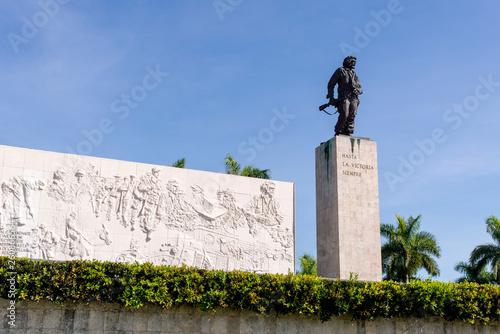 Fototapeta  Che Guevara Mausoleum - Santa Clara - Cuba