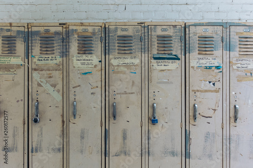 Fototapeta Locker