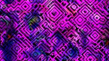Violet Purple Pattern Background