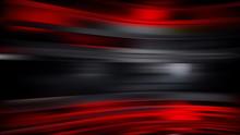 Red Black Light Background
