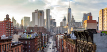 New York City - Panoramic View...