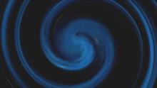 Blue Vortex Water Background