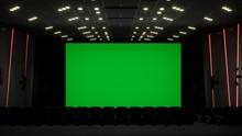 Cinema Interior Of Movie Theat...