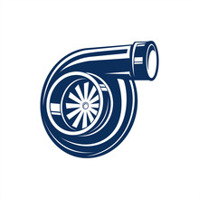 Logo Design For Turbo Engine