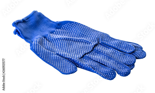 Obraz na plátne  new work gloves