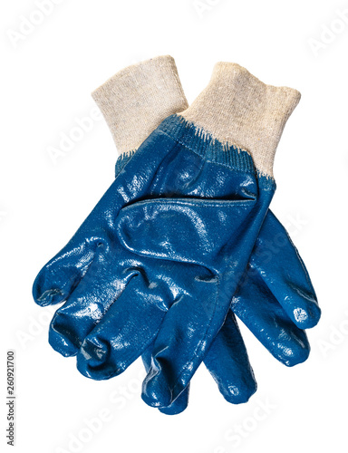 new work gloves Wall mural