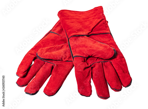 new work gloves Canvas-taulu