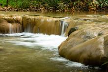 Sri Sang Wan Waterfall, Pha Dang National Park, Chiangmai Thailand.