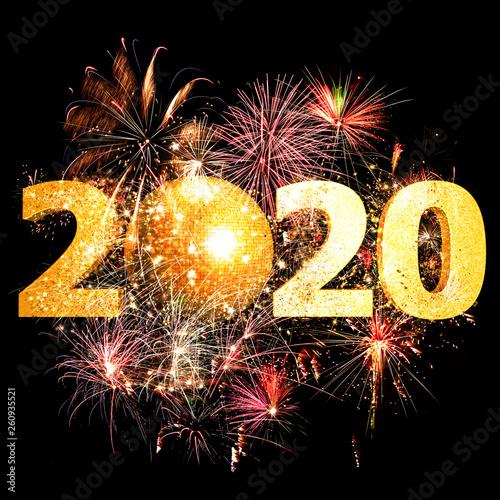 Bild Silvester 2020