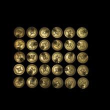 Balles Anciennes De Pistolet
