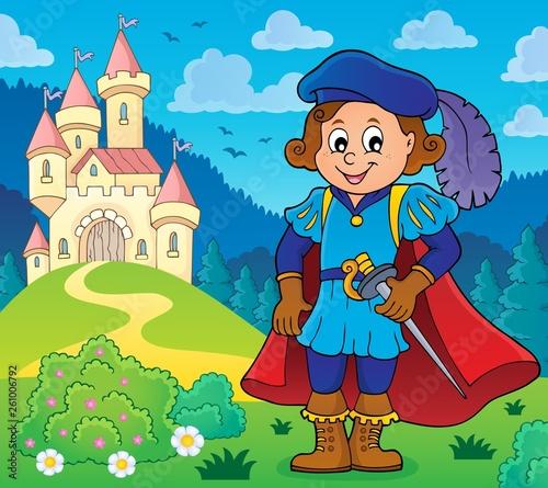 Papiers peints Enfants Prince theme image 9