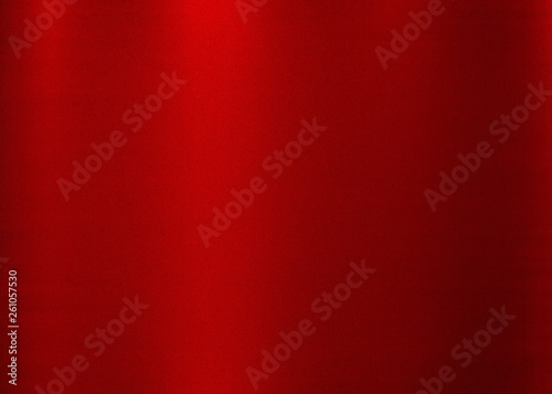 gradient color background , light and shadow style polished metallic