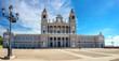 Almudena Cathedral. Madrid, Spain, Europe